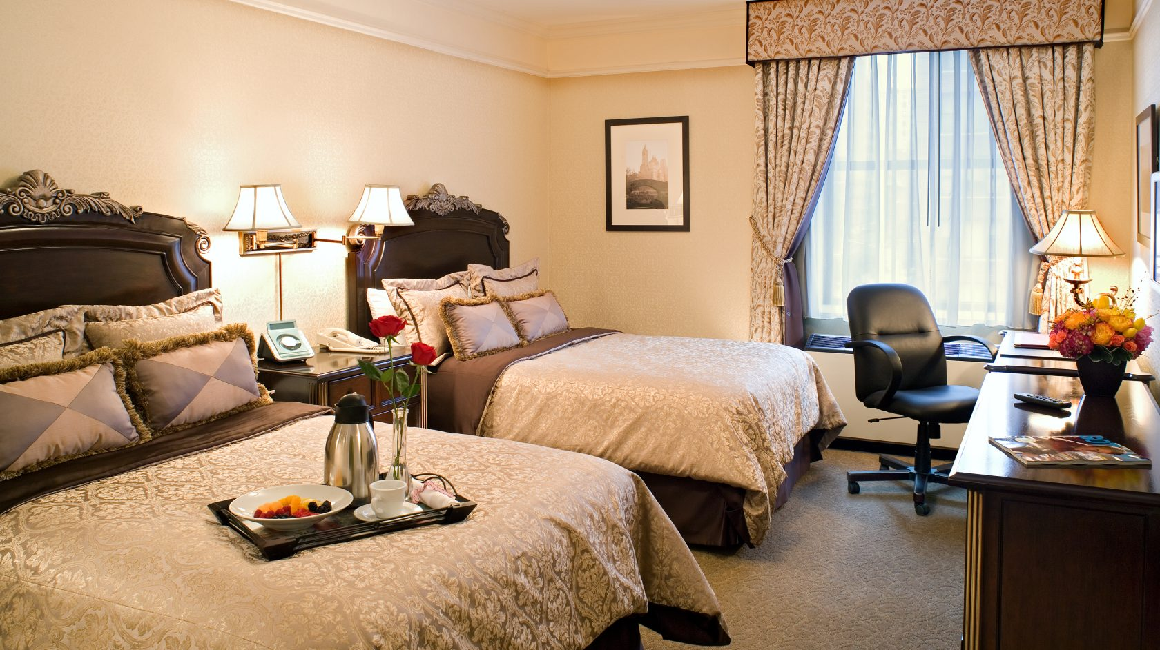 NYC Accommodations | Luxury Rooms | The Lucerne Hotel