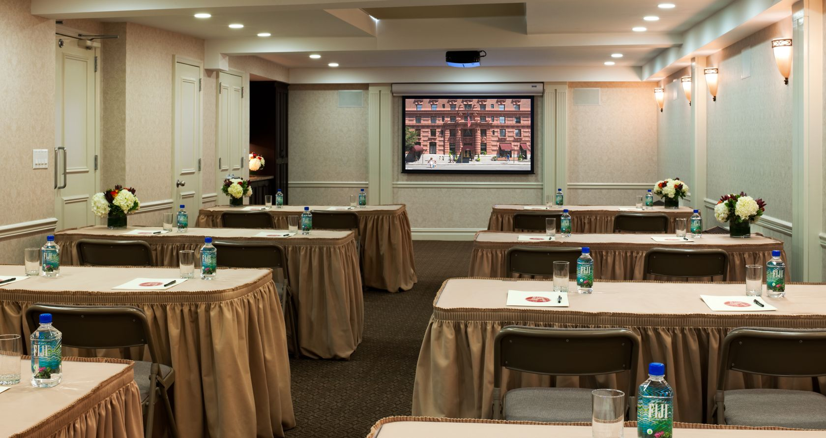 meeting space on upper west side at the lucerne hotel