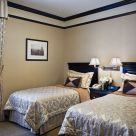 Double bed guestroom New York City hotels | The Lucerne