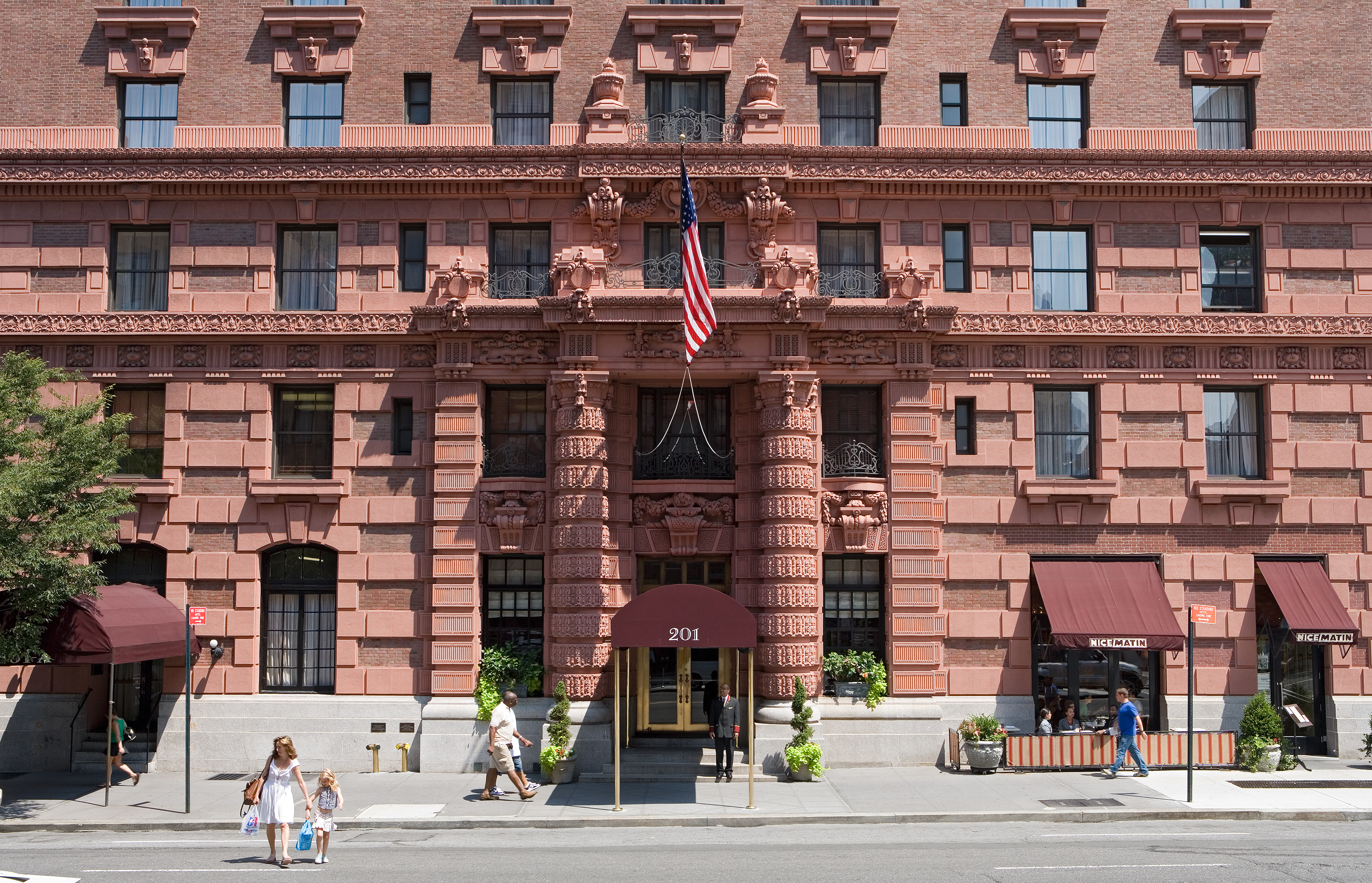 Upper West Side Hotels | NYC Hotel | The Lucerne Hotel